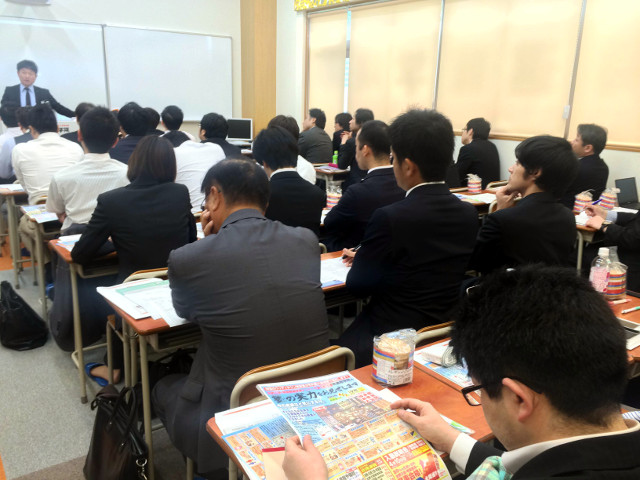 北村先生の講演